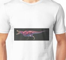 2016 Tyrannosaurus Rex Muscle Study (No labels) Unisex T-Shirt