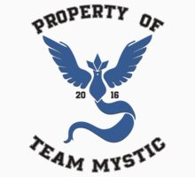 Property of Team Mystic One Piece - Short Sleeve