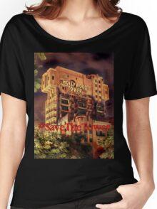 #SaveTheTower Women's Relaxed Fit T-Shirt