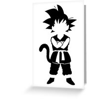 Sangoku Greeting Card