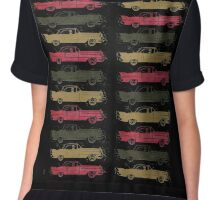 Cadillac Fleet Chiffon Top