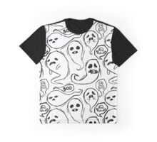 Mortis Ghosts Graphic T-Shirt