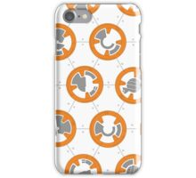 BB-8 (Star Wars-The Force Awakens) Pattern iPhone Case/Skin