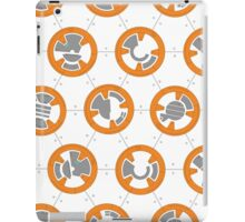BB-8 (Star Wars-The Force Awakens) Pattern iPad Case/Skin