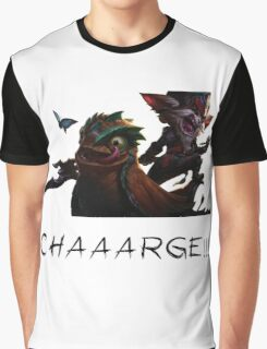 Kled - League of Legends : CHARGE ! Graphic T-Shirt