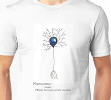 Poetic Neuroscience Definition Unisex T-Shirt