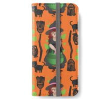 Little Witch iPhone Wallet/Case/Skin