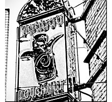 voodoo doughnut Photographic Print