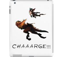 Kled - League of Legends : CHAAARGE !!! iPad Case/Skin