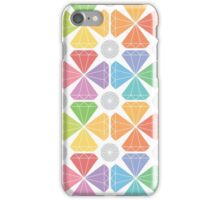 Rainbow Gems iPhone Case/Skin