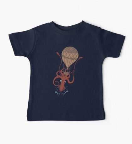 Around the World in 20,000 Leagues Baby Tee