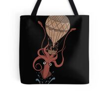 Around the World in 20,000 Leagues Tote Bag