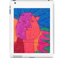 Two Faced iPad Case/Skin
