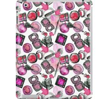 Make up art iPad Case/Skin