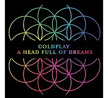 COLDPLAY Photographic Print