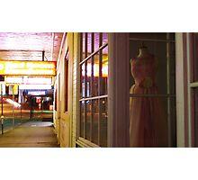 Evening Dress Photographic Print