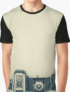 Camera Collection Graphic T-Shirt
