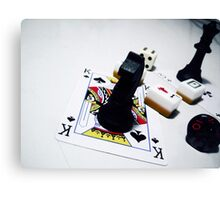 Games to play Canvas Print