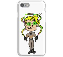 Who you gonna call Kate McKinnon iPhone Case/Skin