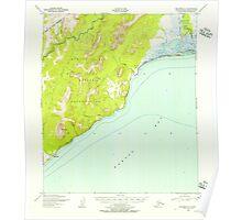 USGS TOPO Map Alaska AK Solomon C-1 359294 1950 63360 Poster