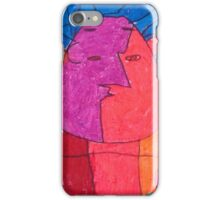 Two Faced - By Colin iPhone Case/Skin