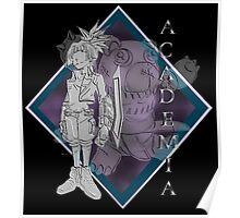 Academia Agent Sora Poster