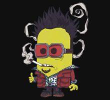 "Tyler ""Minion"" Durden, Banana Club. Baby Tee"