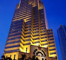 Public Bank Building - Kuala Lumpur, Malaysia by R-Walker