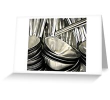 ladles Greeting Card