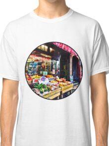 Boston MA - Fruit Stand Classic T-Shirt