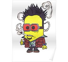"Tyler ""Minion"" Durden, Banana Club. Poster"