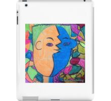 The Mirror has Two Faces - by Lola iPad Case/Skin