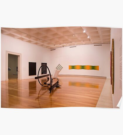 Have You Ever Seen an Empty Art Gallery? Poster