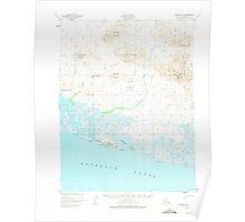 USGS TOPO Map Alaska AK Noatak A-3 358026 1952 63360 Poster