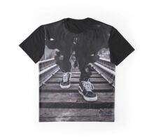 Dark Smoke  Graphic T-Shirt