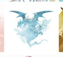Tales of Zestiria - Cast Sticker