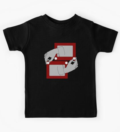 Escher Sketch Kids Tee