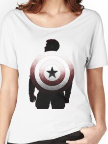 American Hero Women's Relaxed Fit T-Shirt