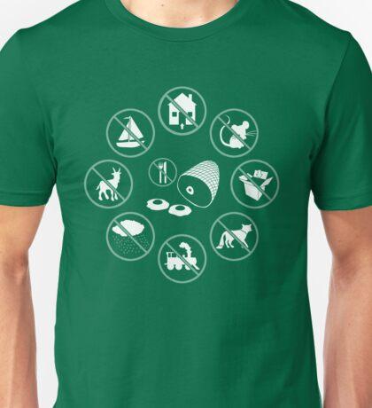I Do Not Like Them... Unisex T-Shirt
