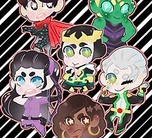YOUNG AVENGERS by Mia ♡ Restrepo