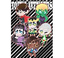 YOUNG AVENGERS Photographic Print