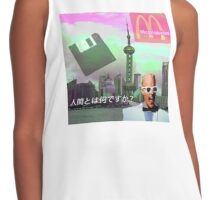 Aesthetic Cover 5 Contrast Tank