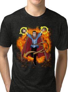 MAGIC CIRCLE  Tri-blend T-Shirt