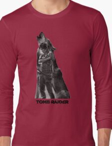 Tomb Raider - Lone Wolf Long Sleeve T-Shirt
