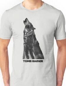 Tomb Raider - Lone Wolf Unisex T-Shirt