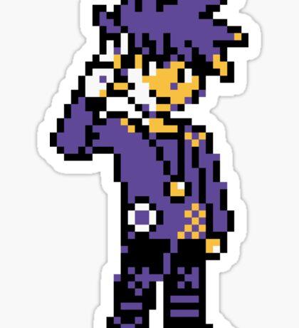 Blue (Trainer) - Pokemon Gold & Silver Sticker