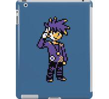 Blue (Trainer) - Pokemon Gold & Silver iPad Case/Skin