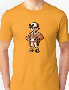 Gold (Trainer) - Pokemon Gold & Silver Unisex T-Shirt