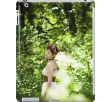 A Stroll Through the Forest iPad Case/Skin