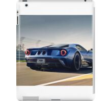 Ford GT 2016 iPad Case/Skin